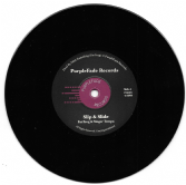 SALE ITEM - Fat Frog & Singer Tempa - Slip & Slide / Slide Into The Dub (PurpleFade Records) 7""
